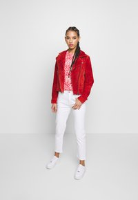 Oasis - HEART - Blouse - multi red - 1