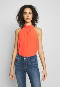 Oasis - TIE NECK  - Blouse - light red - 0
