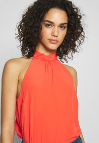 Oasis - TIE NECK  - Blouse - light red - 3