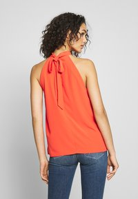 Oasis - TIE NECK  - Blouse - light red - 2