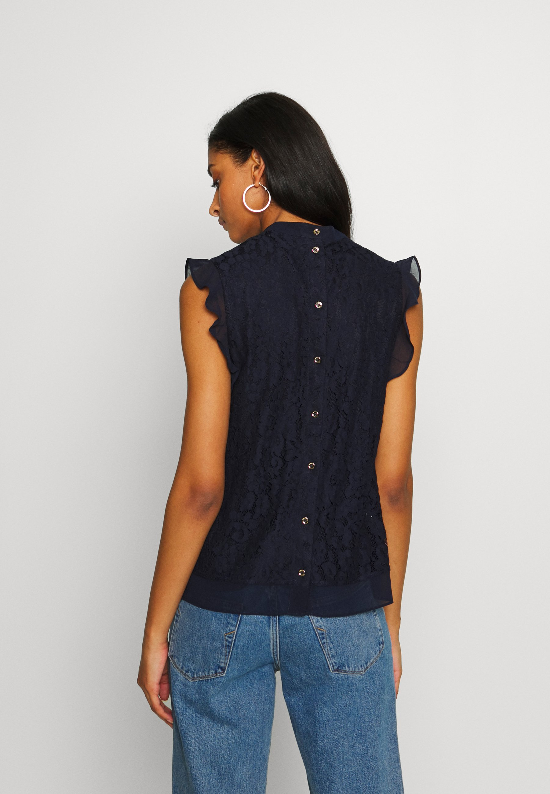 Oasis Mix Shell - Blus Navy