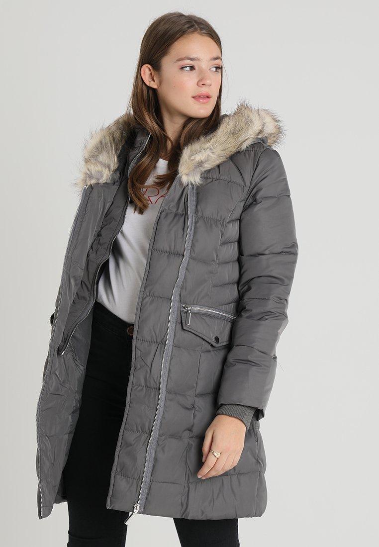 Oasis - YARMOUTH LONG PADDED - Winter coat - dark grey