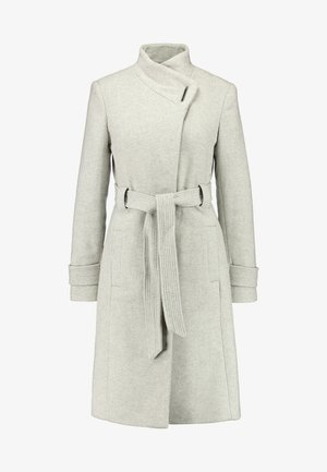 LIBBY TWEED COAT - Frakker / klassisk frakker - grey