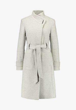 LIBBY TWEED COAT - Classic coat - grey