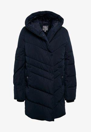 ELSBETH WRAP FRONT - Płaszcz wełniany /Płaszcz klasyczny - navy