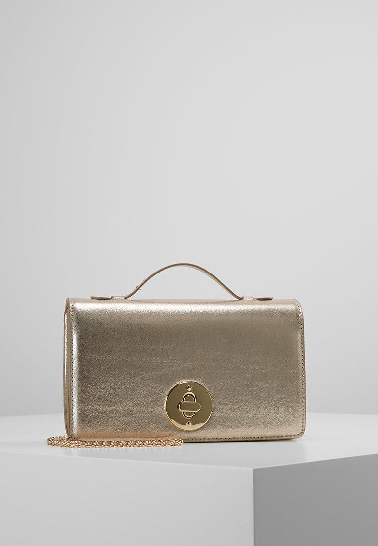 Oasis - ETIENNE XBODY - Across body bag - metallic pewter
