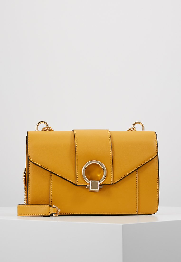 Oasis - AVA STRUCTURED XBODY - Across body bag - ochre