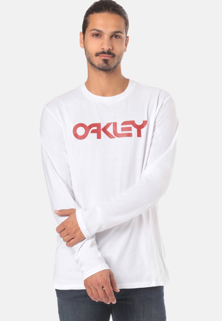 Oakley - Long sleeved top - white