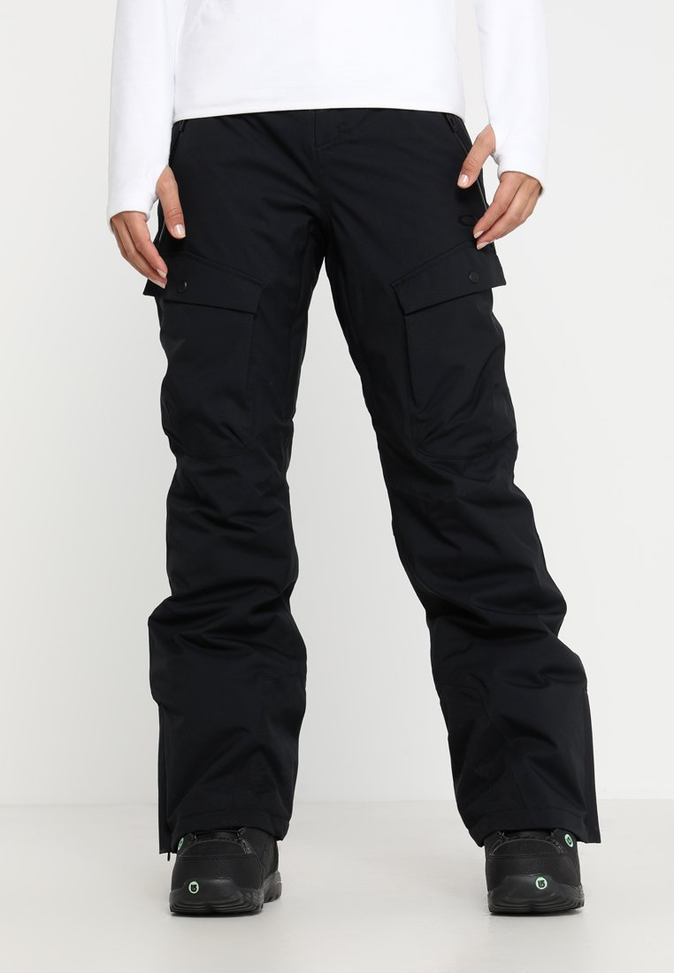 Oakley - WOMENS SNOW PANT  - Schneehose - blackout