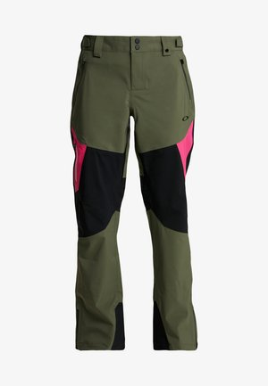 PHOENIX 2.0 SHELL PANT - Skibroek - dark brush