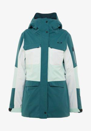 MOONSHINE INSULATED - Snowboard jacket - balsam