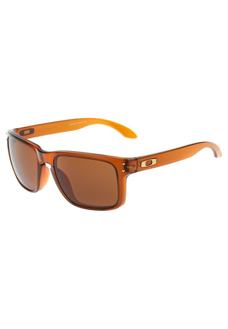 Oakley - HOLBROOK - Gafas de sol - dark amber/dark bronze