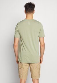 Oakley - BARK - T-Shirt print - olive - 2