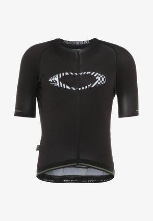 ICON - Print T-shirt - blackout