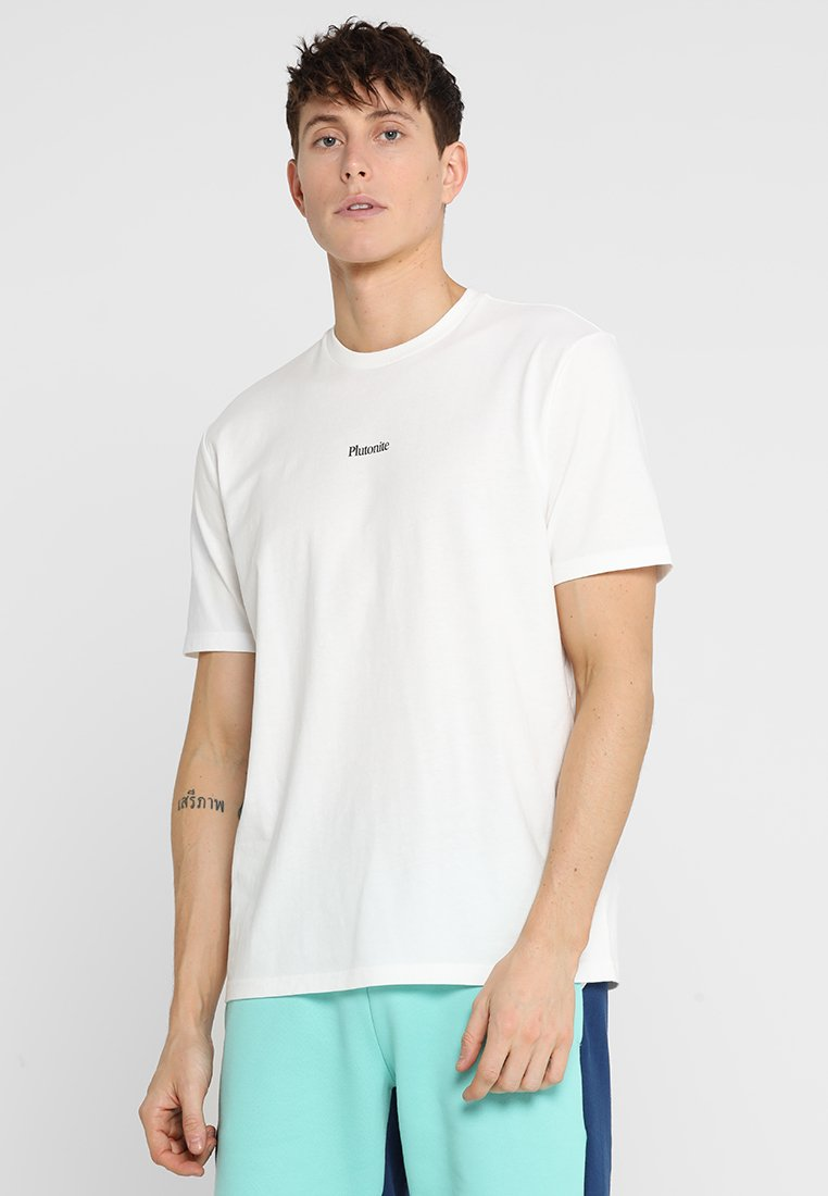 Oakley - AVAILABLE AT A STORE NEAR YOU TEE - Print T-shirt - white