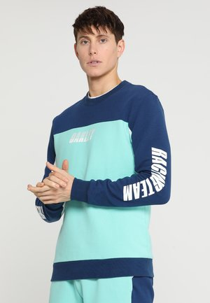 RACING TEAM CREW - Sweatshirt - dark blue