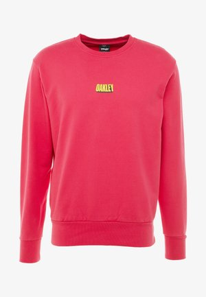 TEAM CREWNECK - Sweater - virtual pink