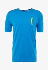 Oakley - SIGN LOGO TEE - T-Shirt print - matrix blue