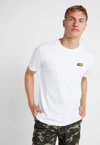 Oakley - BROKEN TEE - T-shirt de sport - white - 0
