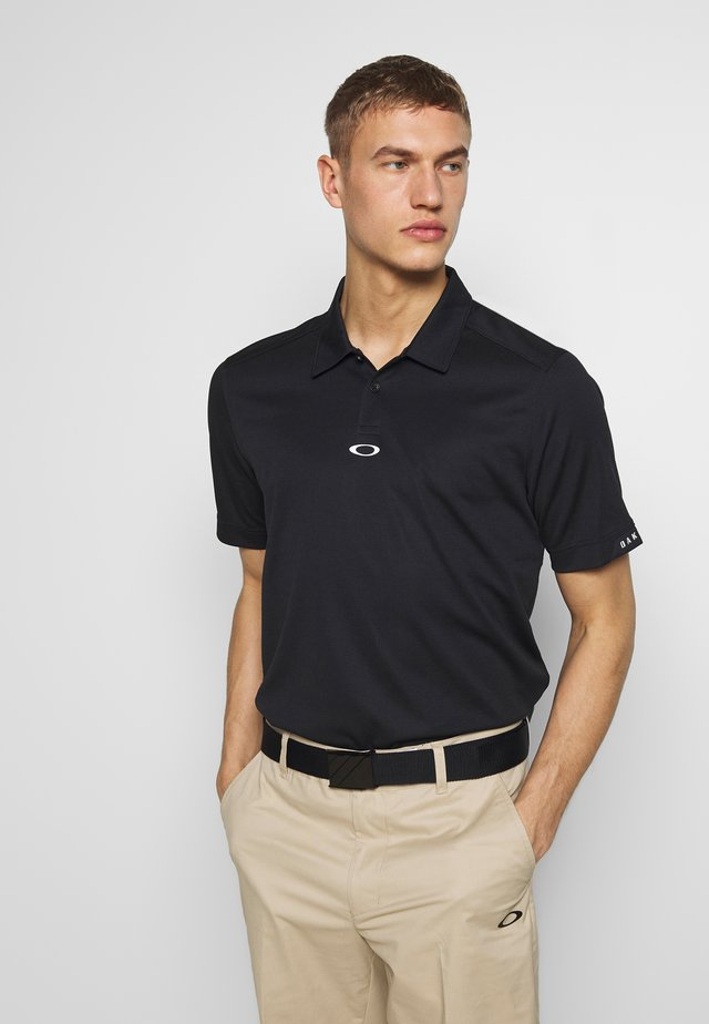 AERO ELLIPSE - Poloshirts - blackout