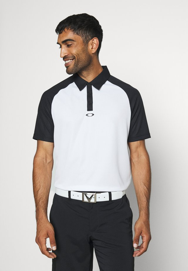 TRADITIONAL GOLF - Polo shirt - blackout