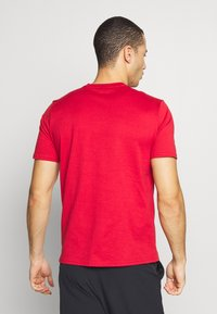 Oakley - MARK II TEE - T-Shirt print - red - 2