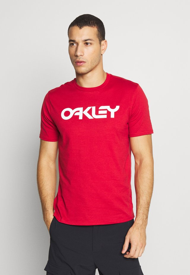 MARK II TEE - T-shirts print - red