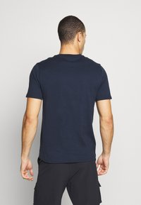 Oakley - MARK II TEE - T-Shirt print - dark blue - 2