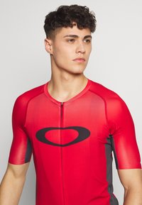 Oakley - ICON JERSEY 2.0 - T-Shirt print - red - 4