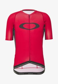 Oakley - ICON JERSEY 2.0 - T-Shirt print - red
