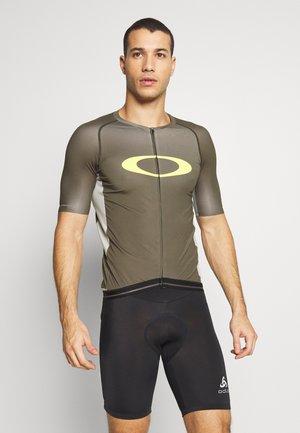 ICON JERSEY 2.0 - T-Shirt print - dark green