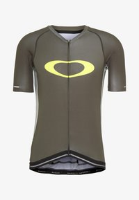 Oakley - ICON JERSEY 2.0 - T-Shirt print - dark green - 4