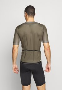 Oakley - ICON JERSEY 2.0 - T-Shirt print - dark green - 2