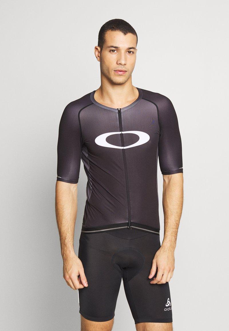 Oakley - ICON JERSEY 2.0 - T-shirts print - black
