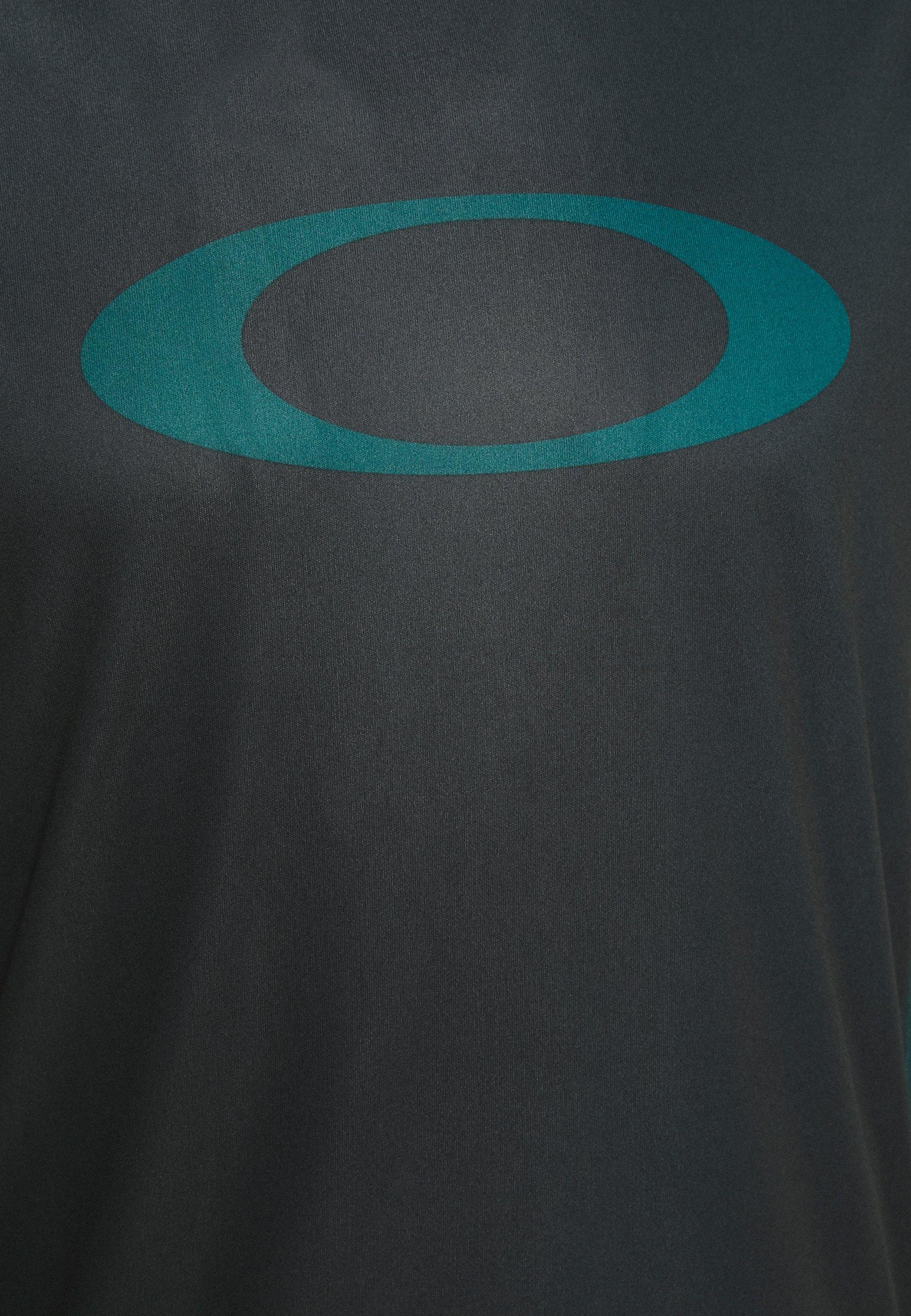Uusi Muodin Tyyli Miesten vaatteet Sarja dfKJIUp97454sfGHYHD Oakley TECH TEE Printtipaita dull onix