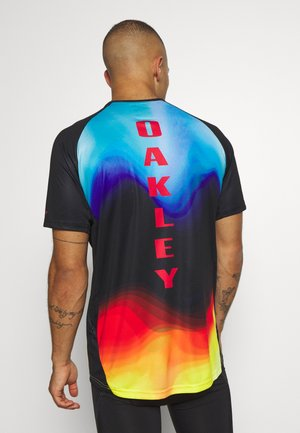 TECH TEE - Print T-shirt - multi-coloured