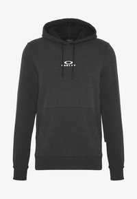 Oakley - HOODIE NEW BARK - Kapuzenpullover - mottled dark grey - 4