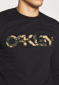 Oakley - CREW - Sweatshirt - black - 4