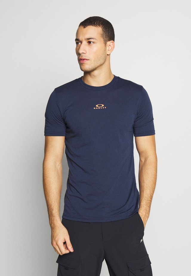 BARK NEW - T-shirts basic - dark blue