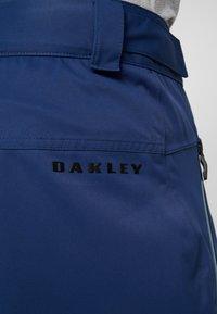 Oakley - CRESCENT SHELL PANT - Skibroek - poseidon - 6