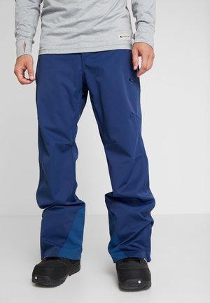 CRESCENT SHELL PANT - Pantalon de ski - poseidon