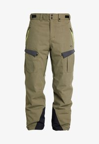 Oakley - REGULATOR INSULA PANT - Snow pants - dark brush - 5