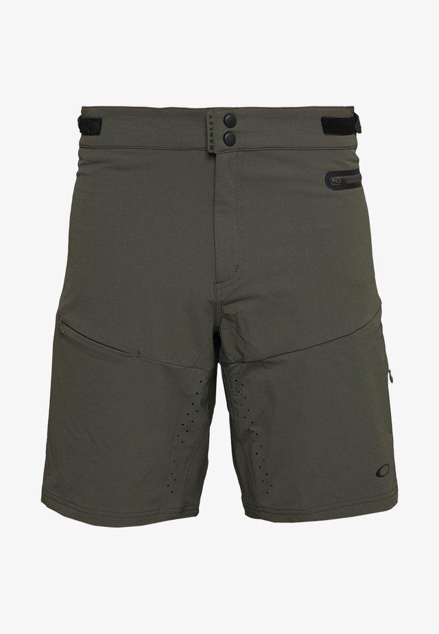 TRAIL SHORT - Sports shorts - dark green