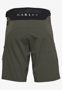 Oakley - TRAIL SHORT - kurze Sporthose - dark green - 1