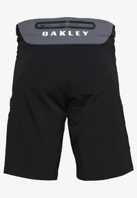 Oakley - TRAIL SHORT - kurze Sporthose - black - 1