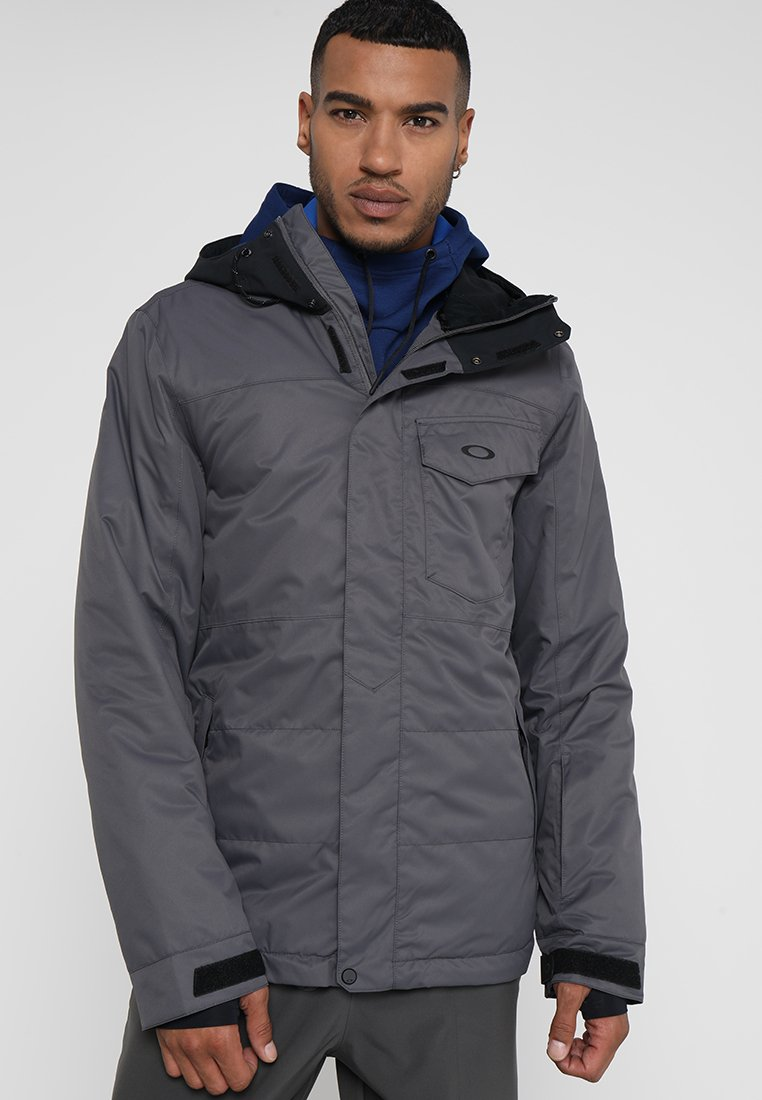 Oakley - DIVISION JACKET - Snowboard jacket - forged iron