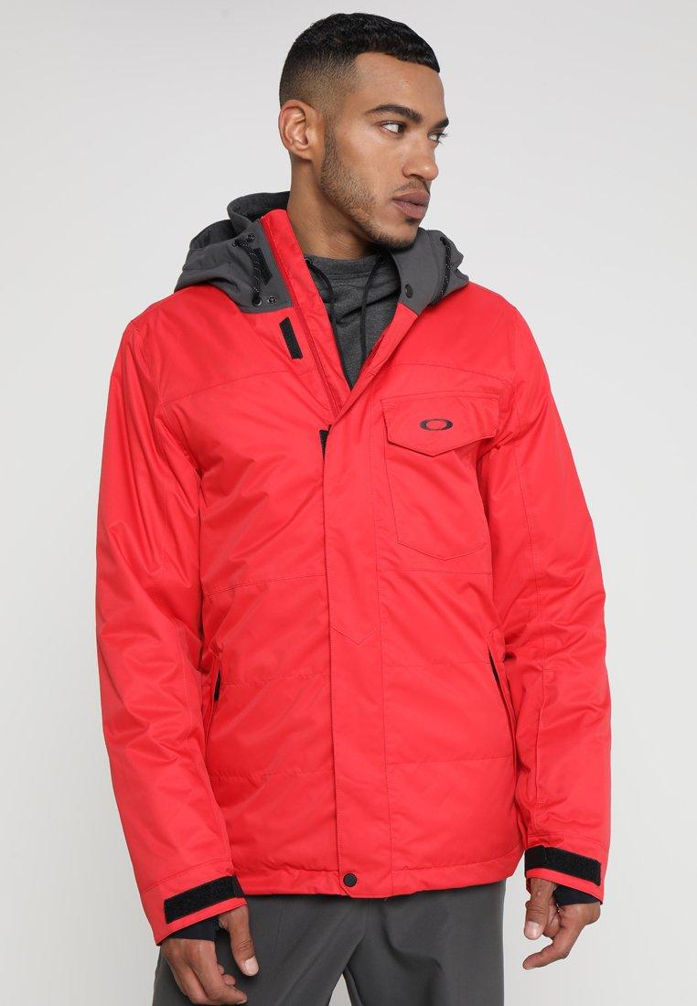 Oakley - DIVISION JACKET - Snowboardjacke - poppy red