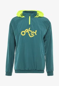 Oakley - IRIDIUM JACKET - Windbreakers - petrol - 6
