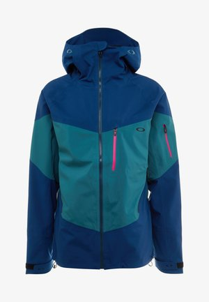 TIMBER SHELL JACKET - Snowboardjas - poseidon