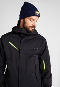 Oakley - CRESCENT JACKET - Snowboardjas - blackout - 3